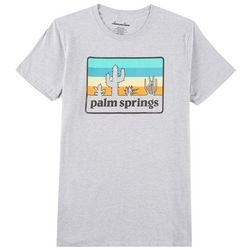 Awesome Sauce Mens Palm Springs T-Shirt