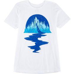 Ocean Current Mens Mountain T-Shirt