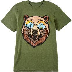 Ocean Current Mens Wild Bear T-Shirt