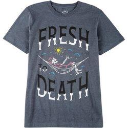Ocean Current Mens Fresh To Death T-Shirt