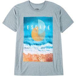 Ocean Current Mens Beach Escape T-Shirt
