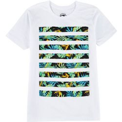 Ocean Current Mens Tropical Stripe T-Shirt