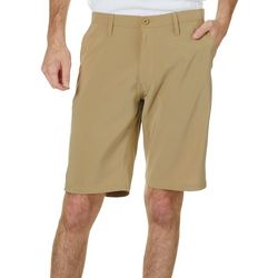 Burnside Mens Hybrid Series Printed Shorts