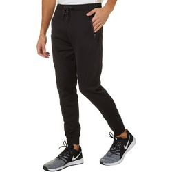 Burnside Mens Solid Athletic Jogger Pants