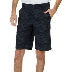 Distortion Mens Digital Camo Hybrid Shorts