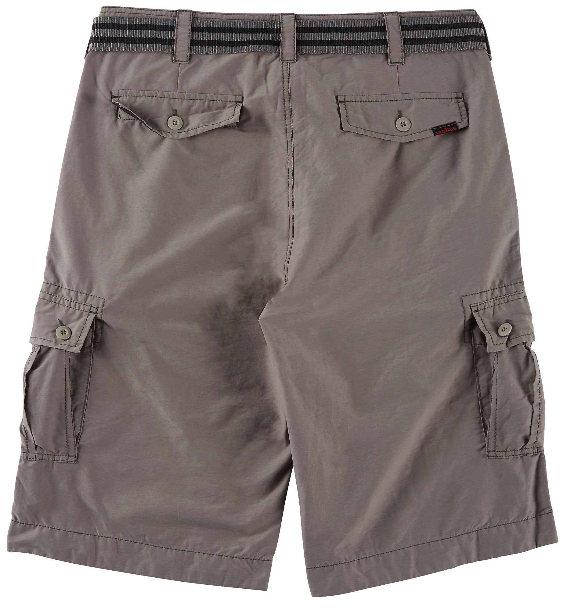d8a91784e3 Wearfirst-Mens-Solid-Cargo-Shorts thumbnail 11