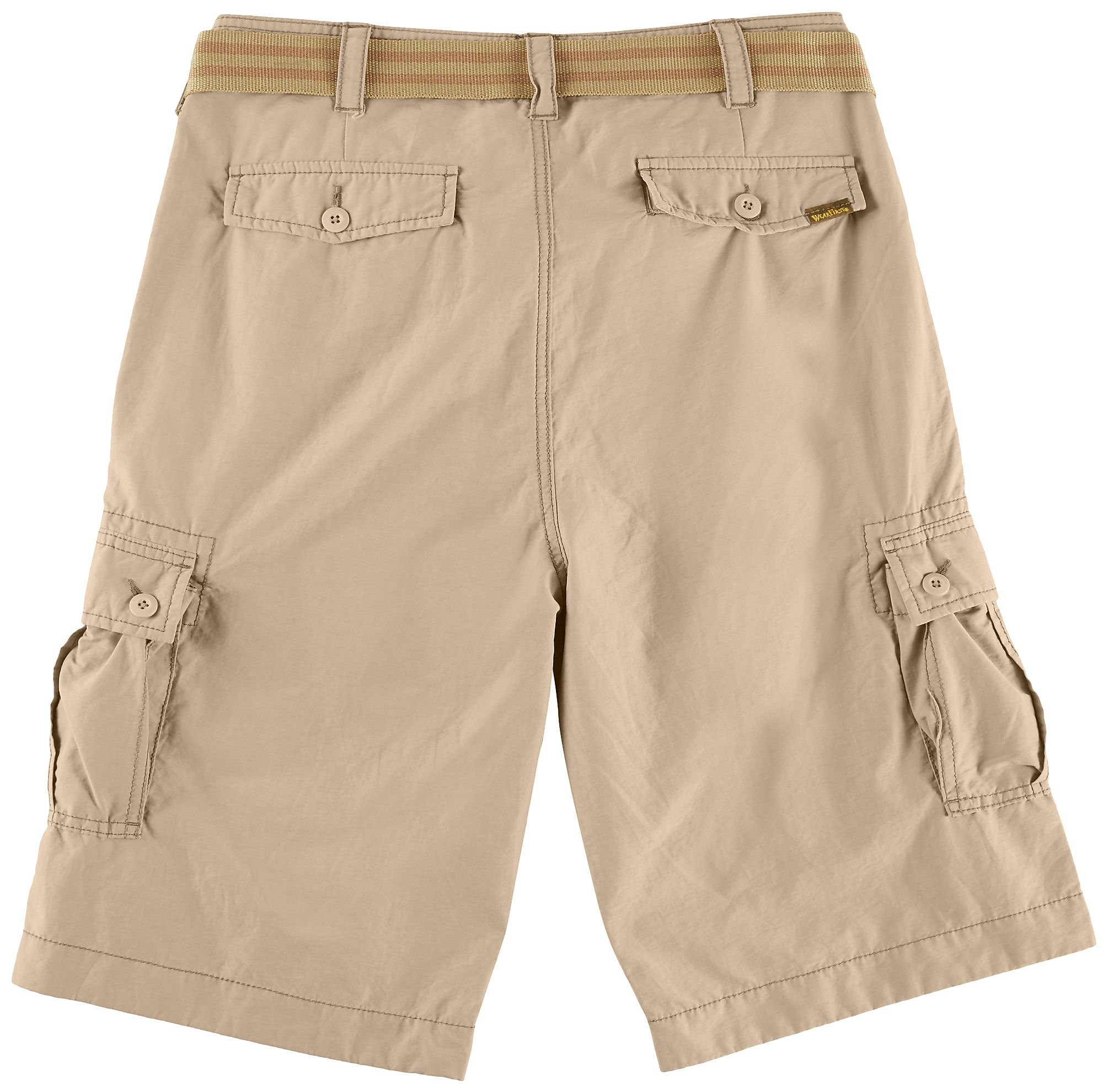 fe45f563ef Wearfirst-Mens-Solid-Cargo-Shorts thumbnail 8