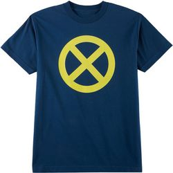 Mad Engine Mens X-Men Circle Logo T-Shirt