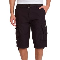 Unionbay Mens Big & Tall Cordova Messenger Shorts