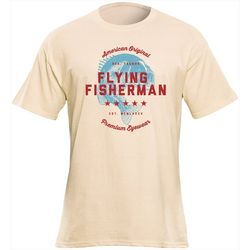 Flying Fisherman Mens American Original Tee