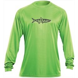 Flying Fisherman Mens Tarpon Performance Tee