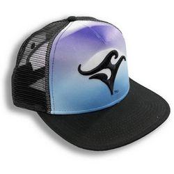 Deep Ocean Mens Ocean Rasta Trucker Hat