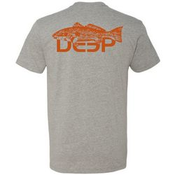 Deep Ocean Mens Redfish T-Shirt