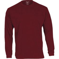 Smith's Workwear Mens Long Sleeve Pocket T-Shirt