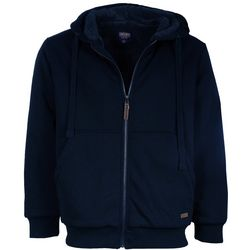 Smith's Workwear Mens Sherpa Lined Fleece Jacket