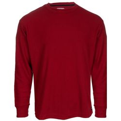 Smith's Workwear Mens Long Sleeve Thermal Knit Sweater