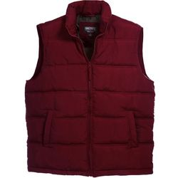 Smith's Workwear Mens Double Insulated Puffer Vest