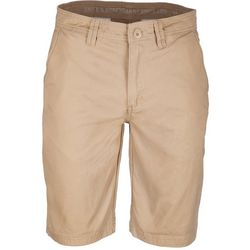 Smith's Workwear Mens Soft-Feel Twill Utility Short