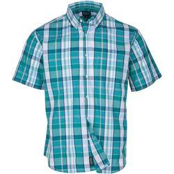 Smith's Workwear Mens Jade Short Sleeve Cotton Shirt