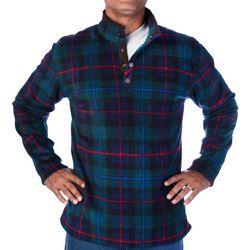 Smith's Workwear Mens Super-Soft Polar Fleece Pullover