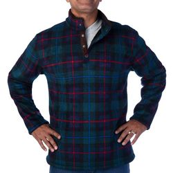 Smith's Workwear Mens Butter-Sherpa Lined Forest Microfleece