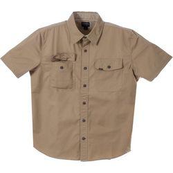 Smith's Workwear Mens Short Sleeve Twill Work Shirt