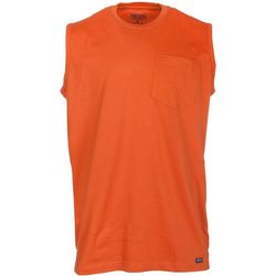 Smith's Workwear Mens Longline Muscle Tank Top