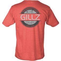 GILLZ Mens Slapback T-Shirt
