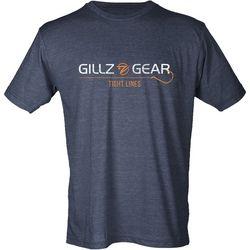 GILLZ Mens Tight Lines T-Shirt