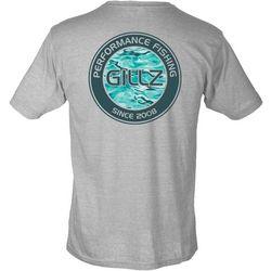 GILLZ Mens Waterman Circle T-Shirt