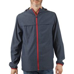 Mountain and Isles Mens Self Packing Windbreaker