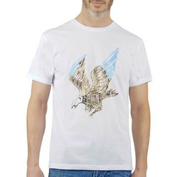 Mountain and Isles Mens Eagle Graphic Tee