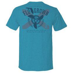 FloGrown Mens Nautical Paradise T-shirt