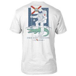 FloGrown Mens Space Coast Excursions T-shirt