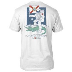Mens Space Coast Excursions T-shirt