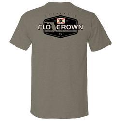 Mens Standard Crest Graphic T-shirt