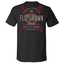 FloGrown Mens Vintage Supply Co. T-shirt