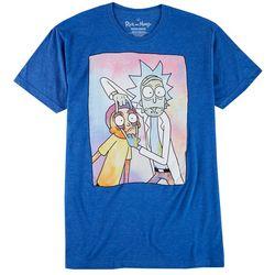 Rick & Morty Mens Graphic T-Shirt