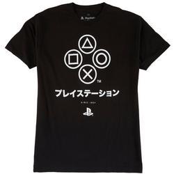 Mens Naruto Shippuden Graphic T-Shirt