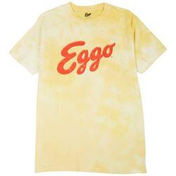 Ripple Junction Mens Eggo Tie Dye Graphic T-Shirt