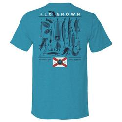 Mens Fishing Lures Graphic T-Shirt