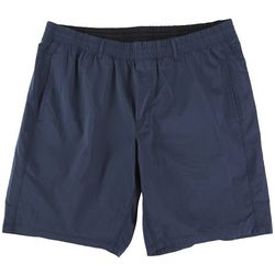 Hollywood Mens Ultimate Pull On Woven Solid Shorts