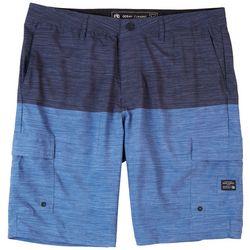 Ocean Current Mens Colorblock Amphibious Shorts