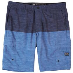 Mens Colorblock Amphibious Shorts