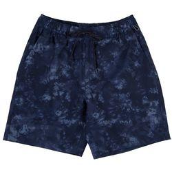 Burnside Mens Tie Dye Hybrid Shorts