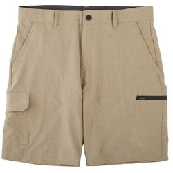 Mens Traveler Cargo Shorts