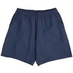 Burnside Mens Sunday Heathered Pull On Shorts