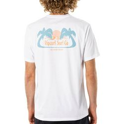 Rip Curl Mens Vacay Short Sleeve T-Shirt