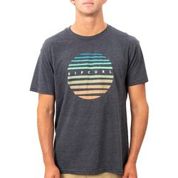 Rip Curl Mens Palm Valley Short Sleeve T-Shirt