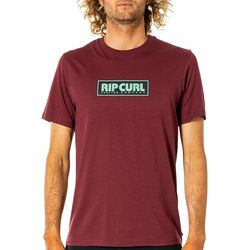 Rip Curl Mens Icon Short Sleeve T-Shirt